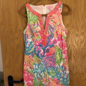 NWT Lilly Pulitzer Shift dress, size 6